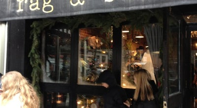 Photo of Clothing Store rag & bone at 182 Columbus Ave, New York, NY 10023, United States