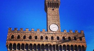 Photo of Plaza Piazza della Signoria at Piazza Della Signoria, Firenze 50100, Italy