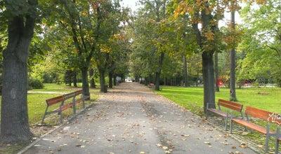 Photo of Park Smetanovy Sady at Smetanovy Sady, Olomouc 779 00, Czech Republic