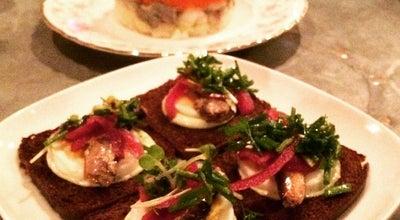 Photo of Russian Restaurant Kachka at 720 Se Grand Ave, Portland, OR 97214, United States