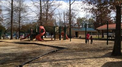 Photo of Playground Ebenezer Park at 1012 S Ebenezer Rd, Florence, SC 29501, United States