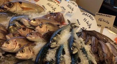 Photo of Fish Market Raionul de Pește at Piața Dorobanți, Bucharest, Romania