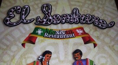 Photo of Mexican Restaurant El Sombrero Restaurante De Mexicano at 406 Fair Rd, Statesboro, GA 30458, United States