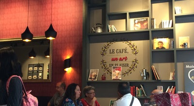 Photo of Coffee Shop Costa at 57 Rue Faidherbe, Lille 59000, France