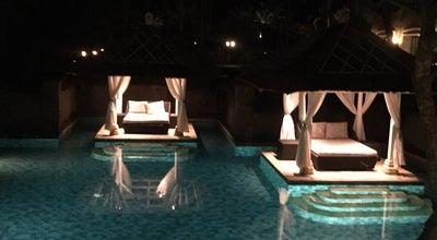 Photo of Pool Swimming Pool @ Pan Pacific Nirwana Bali Resort at Tanah, Tabanan, Indonesia