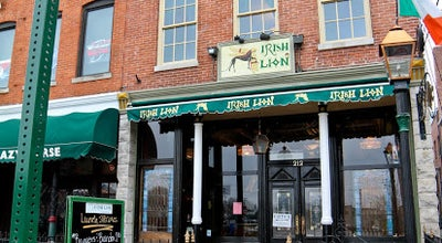 Photo of Restaurant The Irish Lion at 212 W Kirkwood Ave, Bloomington, IN 47404, United States