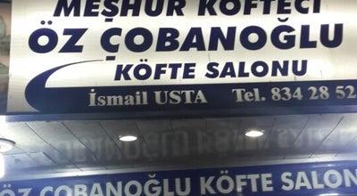 Photo of Steakhouse özçobanoğlu Köfte Salonu at Turkey