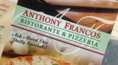 Photo of Pizza Place Anthony Franco's Pizza at 1442 U.s. 46, Parsippany-Troy Hills, NJ 07054, United States