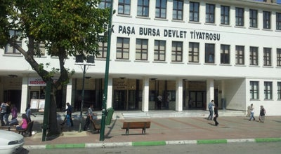 Photo of Theater Ahmet Vefik Paşa Tiyatrosu at Atatürk Cd., Bursa, Turkey