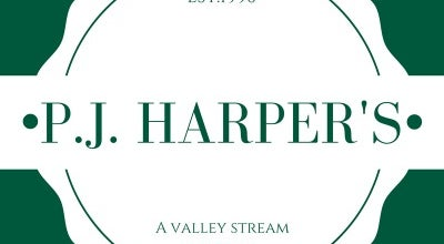 Photo of American Restaurant P.J. Harper's at 58 Rockaway Ave, Valley Stream, NY 11580, United States