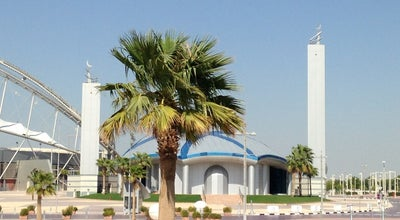 Photo of Mosque Masjid Aspire at Aspire Zone Foundation, Qatar