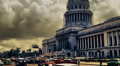 Photo of Capitol Building El Capitolio at Paseo De Marti E/ San Martin & Dragones, La Habana, Cuba