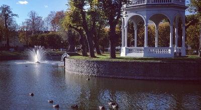 Photo of Park Kadrioru Park at A. Weizenbergi, Tallinn, Estonia