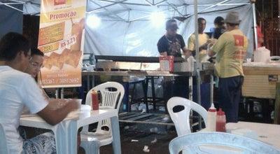 Photo of Diner Tenda do Jhonny at Praça Da Gendilandia, Fortaleza, Brazil