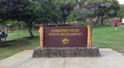 Photo of Mountain Diamond Head State Park at Honolulu, HI 96816, United States