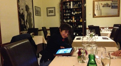 "Photo of Italian Restaurant Ristorante ""Il Quadrato"" at Via Pastrengo, 8, Latina, Italy"