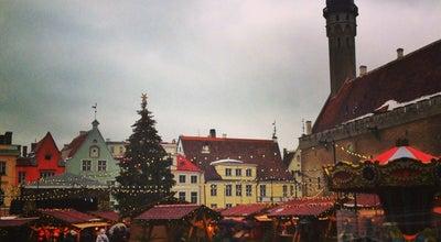 Photo of Neighborhood Vanalinn | Old Town at Tallinn, Estonia