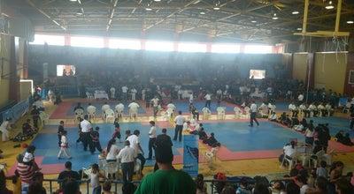 Photo of Basketball Court Gimnasio Auditorio Jorge Campos at Gral. Felix Ortega, Mexico