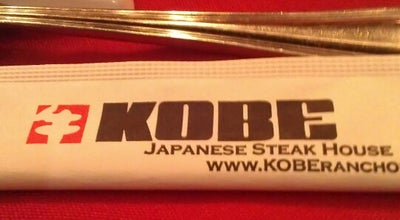 Photo of Steakhouse Kobe's Japanese Steakhouse at 69383 Highway 111, Rancho Mirage, CA 92270, United States