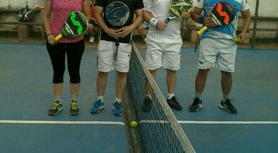 Photo of Tennis Court Villarica Padel at Paraguay