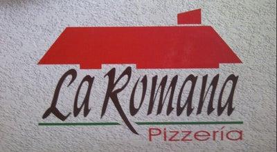 Photo of Italian Restaurant La Romana at Av. Benavides 2990, Miraflores, Peru