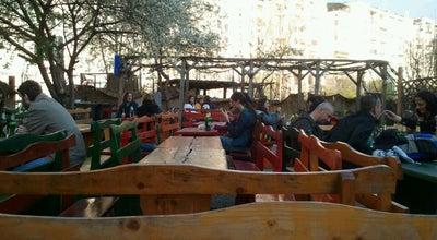 Photo of Beer Garden Pe Baricade at Str. Radu Vodă Nr. 23a, București, Romania