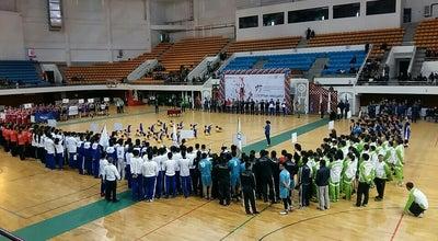 Photo of Basketball Court Buyant Ukhaa Stadium at Mongolia