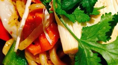 Photo of Thai Restaurant Jhanjay Vegetarian Thai Cuisine at 1718 N 45th St, Seattle, WA 98103, United States