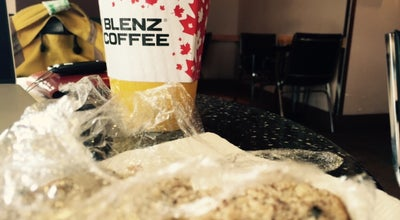 Photo of Cafe Blenz Coffee at Surrey, BC V4A 4N3, Canada