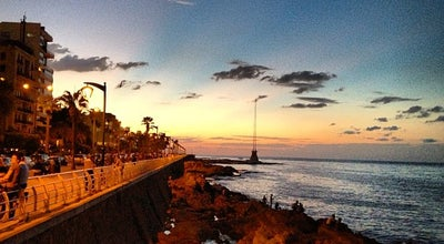 Photo of Beach Corniche El Manara at Paris Highway, Beirut, Lebanon
