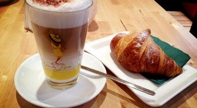 Photo of Coffee Shop Café IZZO at Marktstr. 25, Krefeld 47798, Germany