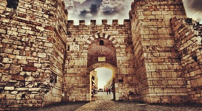 Photo of Historic Site Saltanat Kapısı at Tophane, Bursa, Turkey