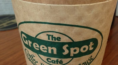 Photo of Cafe The Green Spot Cafe at 2012 12th Avenue, Regina, SK S4P 0M3, Canada