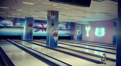 Photo of Bowling Alley cosmic bowling at Bouloukou 21, Kalamata 241 34, Greece