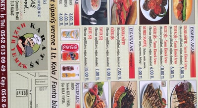 Photo of Diner Karataş Fast Food at Turkey