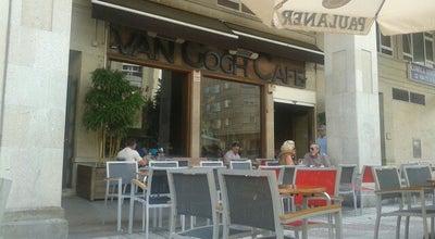 Photo of Cafe Van Gogh Café at Rúa De Rosalía De Castro, 28, Vigo 36201, Spain