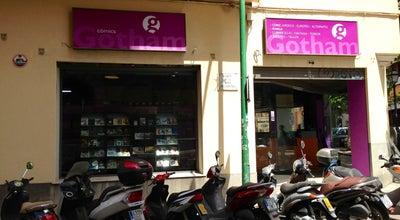 Photo of Bookstore Gotham Comics at C. Reina Esclaramunda, 2, Palma 07003, Spain