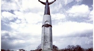 Photo of Monument / Landmark Монумент Матери-Покровительницы at Историческая Наб., Чебоксары, Russia