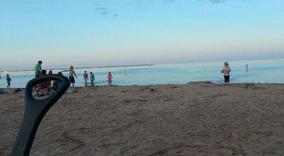 Photo of Beach South Beach Park at Lake St, Marquette, MI 49855, United States