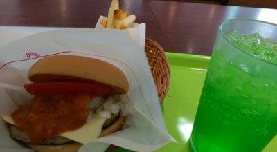 Photo of Burger Joint モスバーガー 上田東店 at 常入1-11-58, 上田市 386-0015, Japan