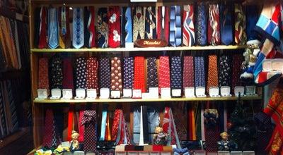 Photo of Men's Store Masda at Spoorwegmakersstraat 16 Rue Des Éperonniers, Brussels, Belgium