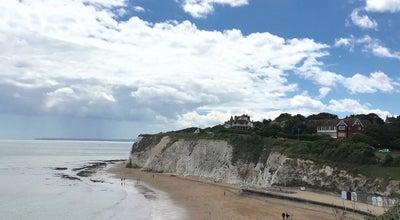 Photo of Beach Dumpton Gap beach at United Kingdom