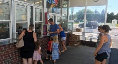 Photo of Ice Cream Shop Pete's Polar Parlor at 3345 Milton Ave, Onondaga, NY 13219, United States