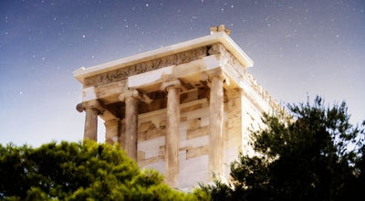 Photo of Historic Site Ναός της Αθηνάς Νίκης (Temple of Athena Nike) at Ακρόπολη Αθηνών, Αθήνα, Greece