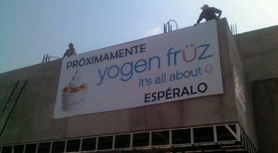 Photo of Ice Cream Shop Yogen Früz Manzanillo at Boulevard Miguel De La Madrid Hurtado # 1573, Manzanillo, Mexico