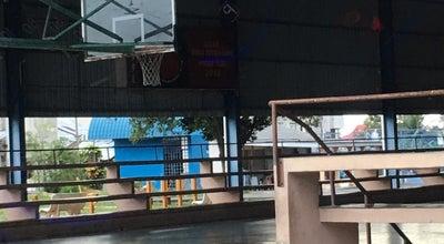 Photo of Basketball Court Pekan Jabi Basketball Court at Malaysia