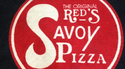 Photo of Pizza Place Red's Savoy Pizza at 262 E Travelers Trl, Burnsville, MN 55337, United States