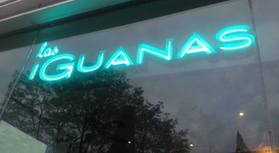 Photo of Latin American Restaurant Las Iguanas at Festival Terrace, Belvedere Rd, South Bank SE1 8XX, United Kingdom