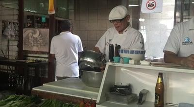 Photo of Seafood Restaurant Chez Wong at Ca. Enrique León García 114, Santa Catalina L13, Peru