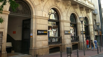 Photo of Bookstore Abacus Terrrasa at C/ De La Font Vella, 72-78, Terrassa 08221, Spain